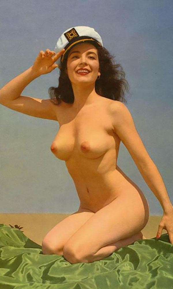 Margie Harrison, Miss June 1954, Playboy Playmate