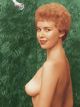 Barbara Cameron, Miss November 1955, Playboy Playmate