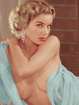 Eve Meyer, Miss June 1955, Playboy Playmate