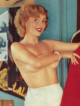 Jean Moorhead, Miss October 1955, Playboy Playmate