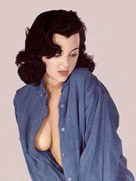 Pat Lawler, Miss August 1955, Playboy Playmate