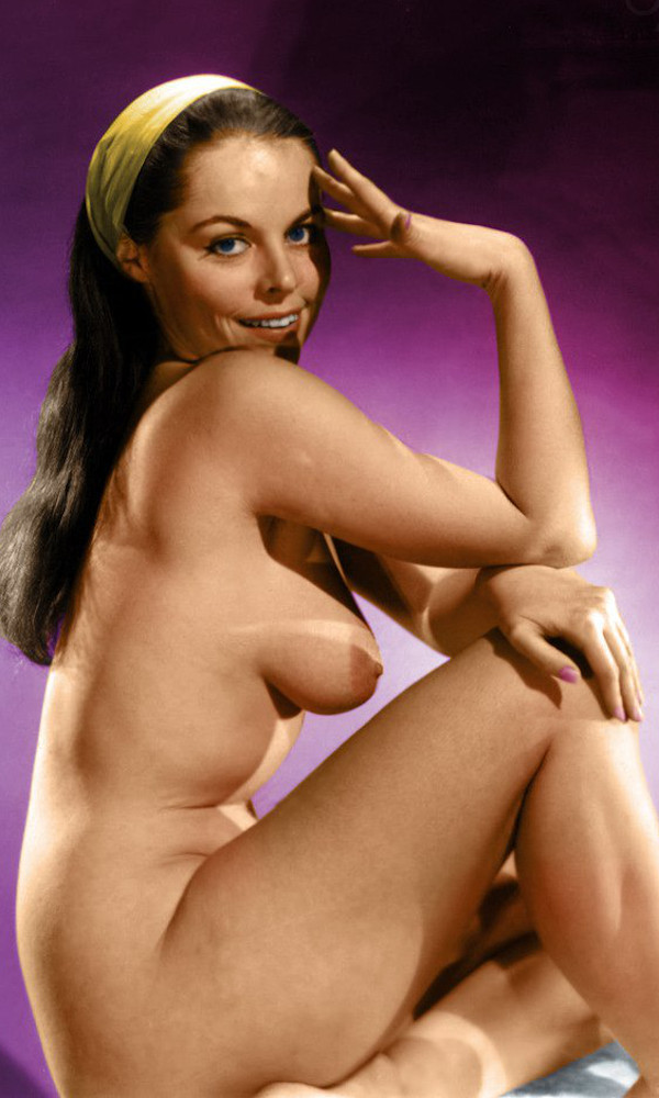 Diane Webber, Miss February 1956, Playboy Playmate