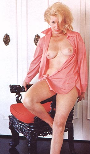 Marion Scott, Miss May 1956, Playboy Playmate