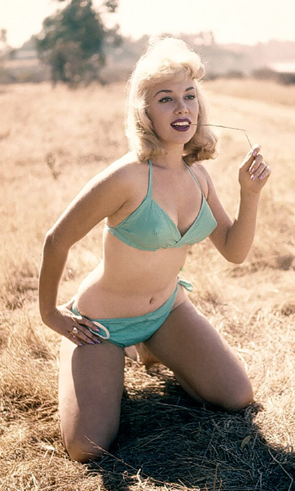 Sally Todd, Miss February 1957, Playboy Playmate