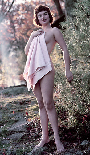 Zahra Norbo, Miss March 1958, Playboy Playmate