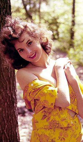 Clayre Peters, Miss August 1959, Playboy Playmate