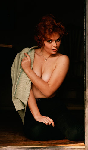 Ginger Young, Miss May 1960, Playboy Playmate