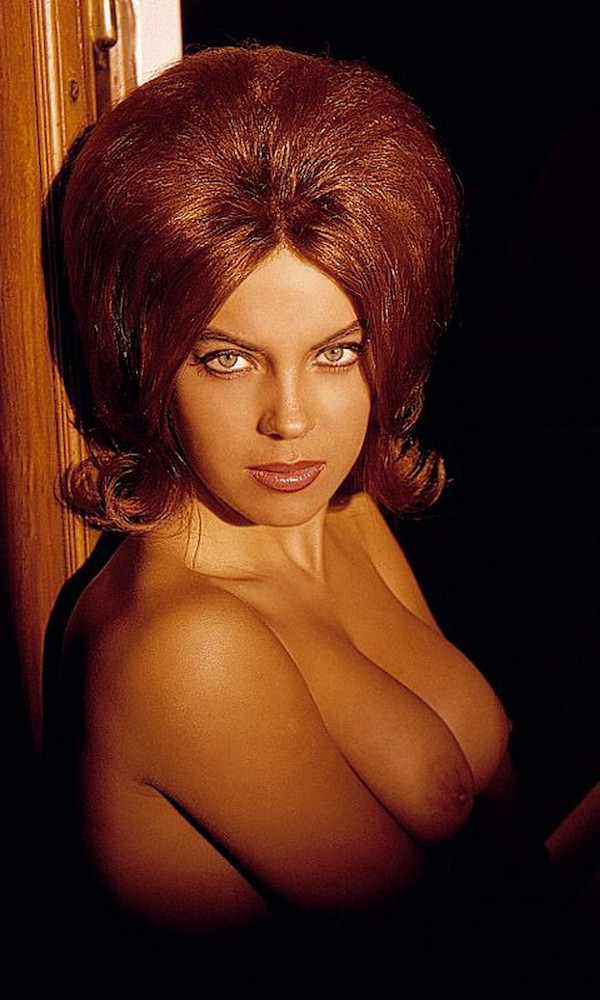 Christa Speck, Miss September 1961, Playboy Playmate