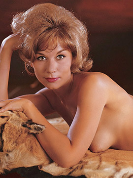 Dianne Danford, Miss November 1961, Playboy Playmate