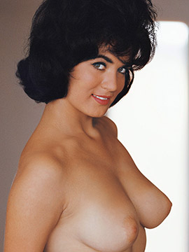Heidi Becker, Miss June 1961, Playboy Playmate