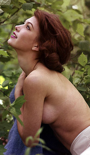 Sheralee Conners, Miss July 1961, Playboy Playmate