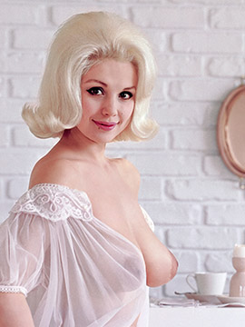 Jan Roberts, Miss August 1962, Playboy Playmate