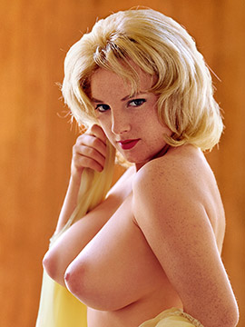 Pamela Gordon, Miss March 1962, Playboy Playmate