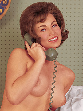 Roberta Lane, Miss April 1962, Playboy Playmate