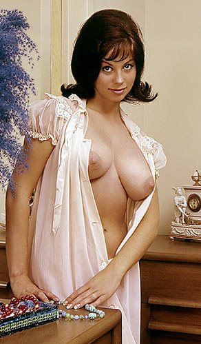 Carrie Enwright, Miss July 1963, Playboy Playmate