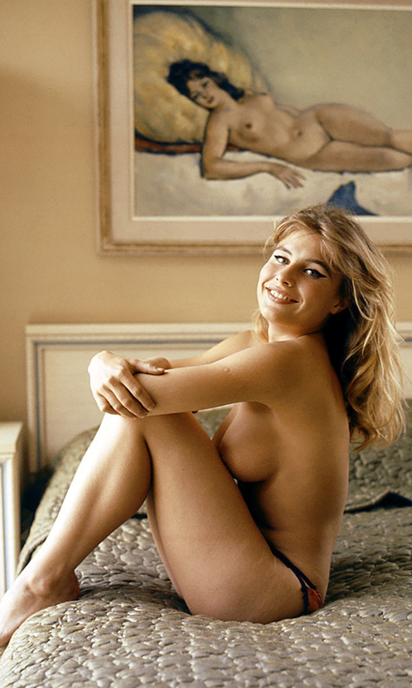 Donna Michelle, Miss December 1963, Playboy Playmate