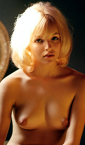 Dinah Willis, Miss December 1965, Playboy Playmate