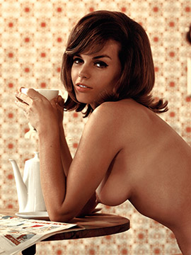 Sally Duberson, Miss January 1965, Playboy Playmate