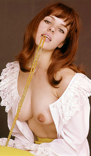 Judy Tyler, Miss January 1966, Playboy Playmate