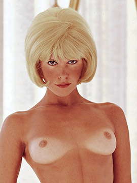 Priscilla Wright, Miss March 1966, Playboy Playmate