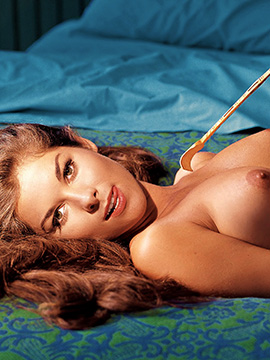 Paige Young, Miss November 1968, Playboy Playmate