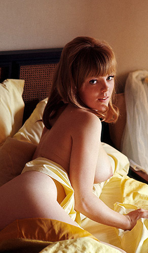 Kathy MacDonald, Miss March 1969, Playboy Playmate