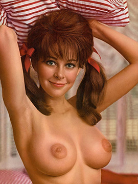 Lorrie Menconi, Miss February 1969, Playboy Playmate