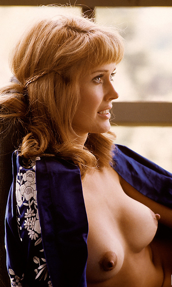 Sharon Clark, Miss August 1970, Playboy Playmate