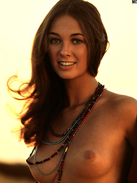 Claire Rambeau, Miss October 1971, Playboy Playmate