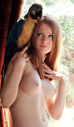 Willy Rey, Miss February 1971, Playboy Playmate