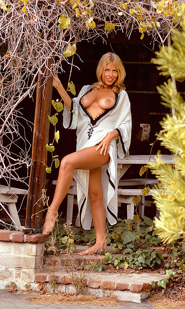 Sharon Johansen, Miss October 1972, Playboy Playmate