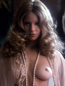 Jill De Vries, Miss October 1975, Playboy Playmate
