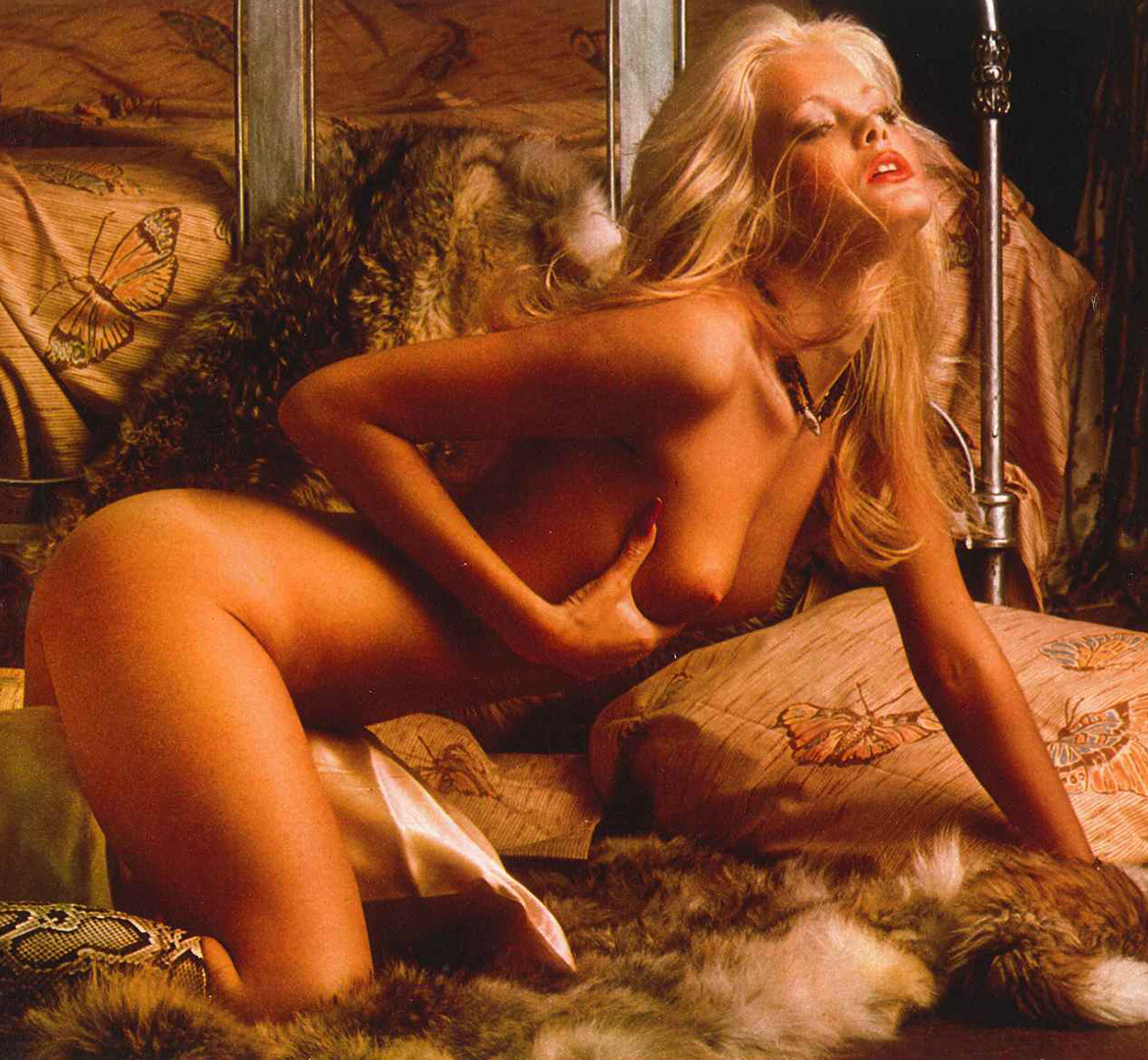 Patricia Margot McClain, Miss May 1976, Playboy Playmate