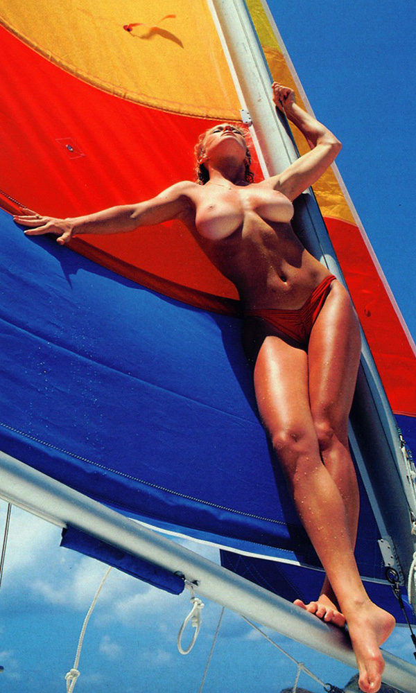 Victoria Cooke, Miss August 1980, Playboy Playmate
