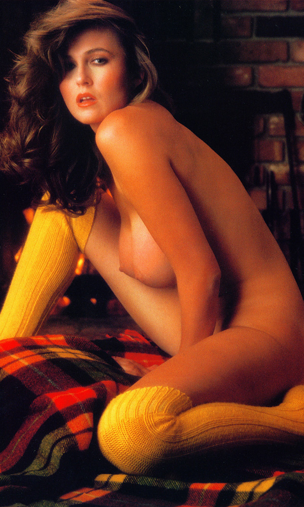 Cathy Larmouth, Miss June 1981, Playboy Playmate