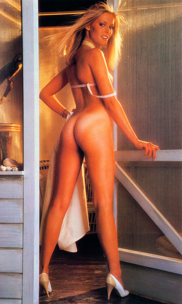 Marlene Janssen, Miss November 1982, Playboy Playmate