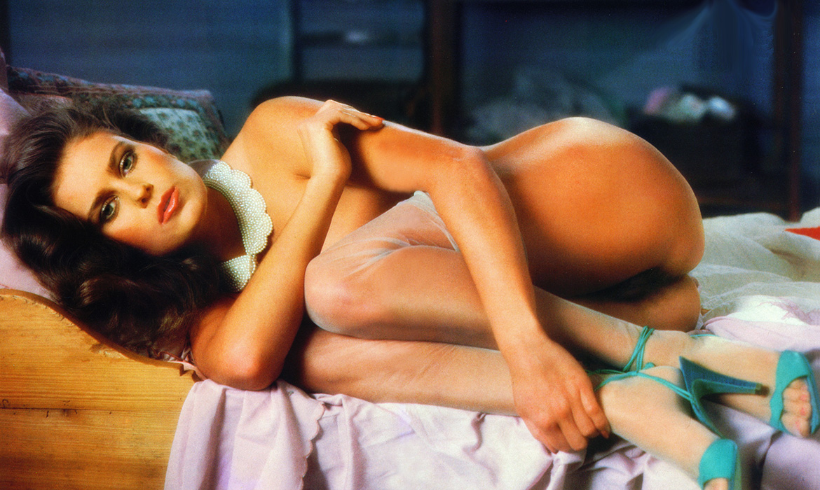 Carina Persson, Miss August 1983, Playboy Playmate