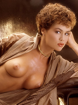 Carol Ficatier, Miss December 1985, Playboy Playmate