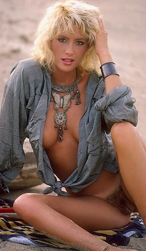 Donna Smith, Miss March 1985, Playboy Playmate