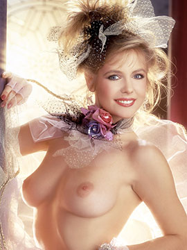 Hope Marie Carlton, Miss July 1985, Playboy Playmate