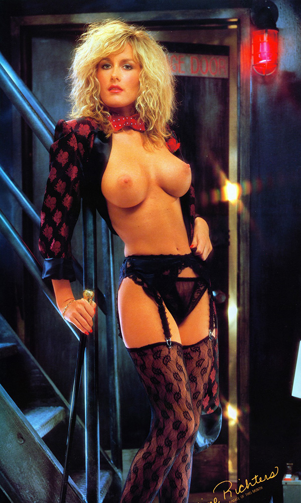 Christine Richters, Miss May 1986, Playboy Playmate