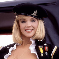 Julie McCullough, Miss February 1986, Playboy Playmate