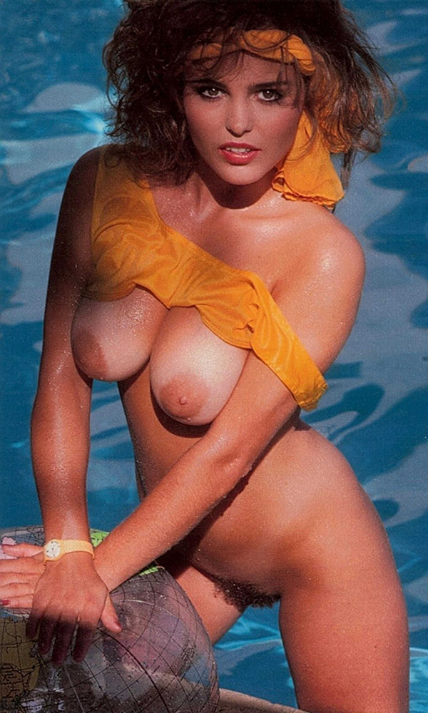 Anna Clark, Miss April 1987, Playboy Playmate