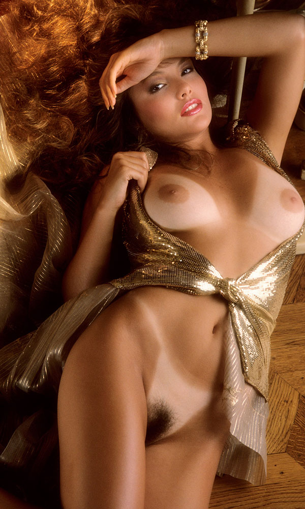 Brandi Brandt, Miss October 1987, Playboy Playmate
