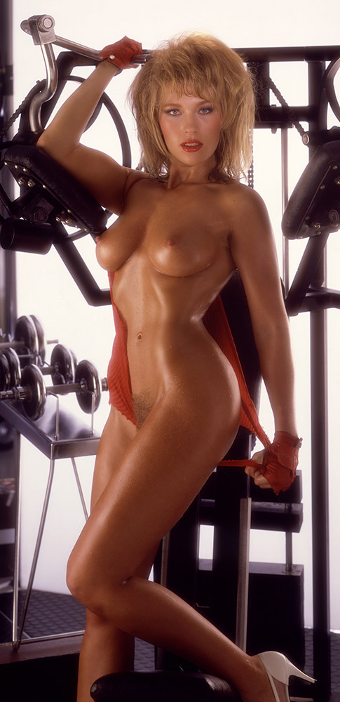 Julie Peterson, Miss February 1987, Playboy Playmate