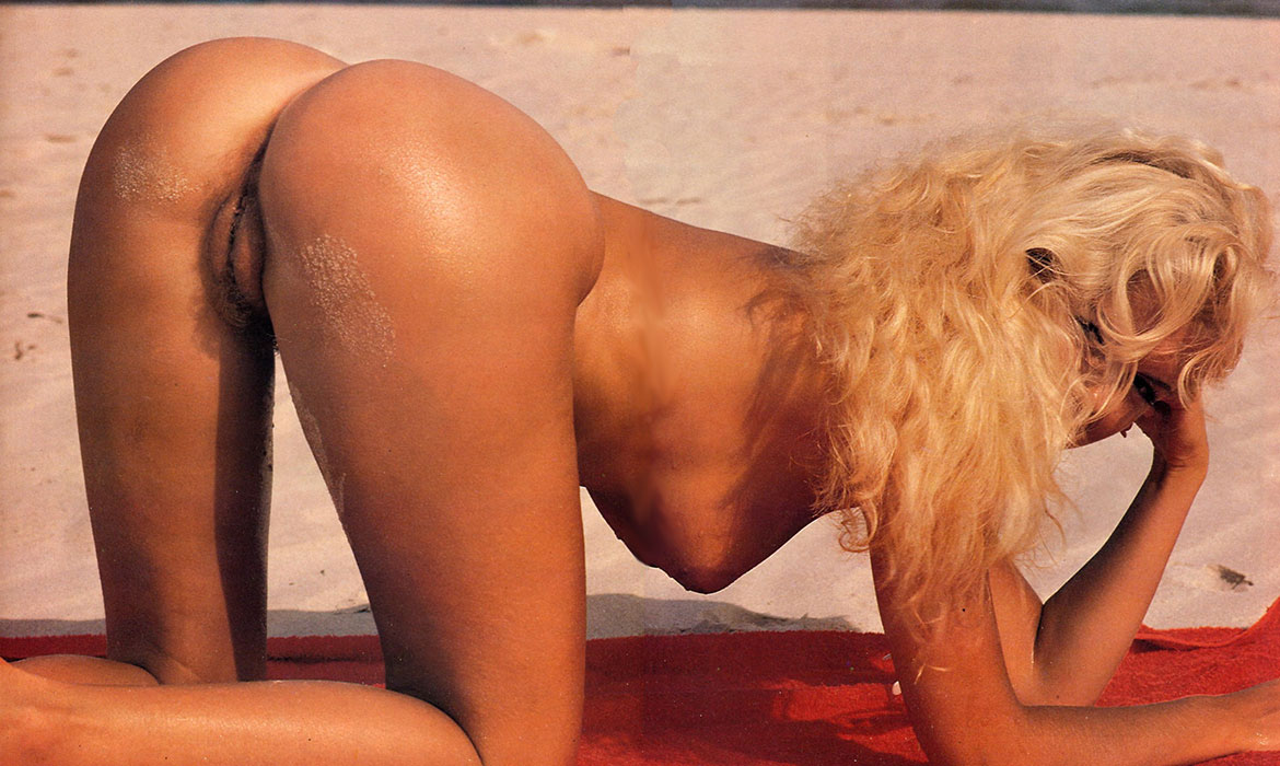Helle Michaelsen, Miss August 1988, Playboy Playmate
