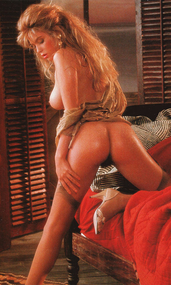 Gianna Amore, Miss August 1989, Playboy Playmate