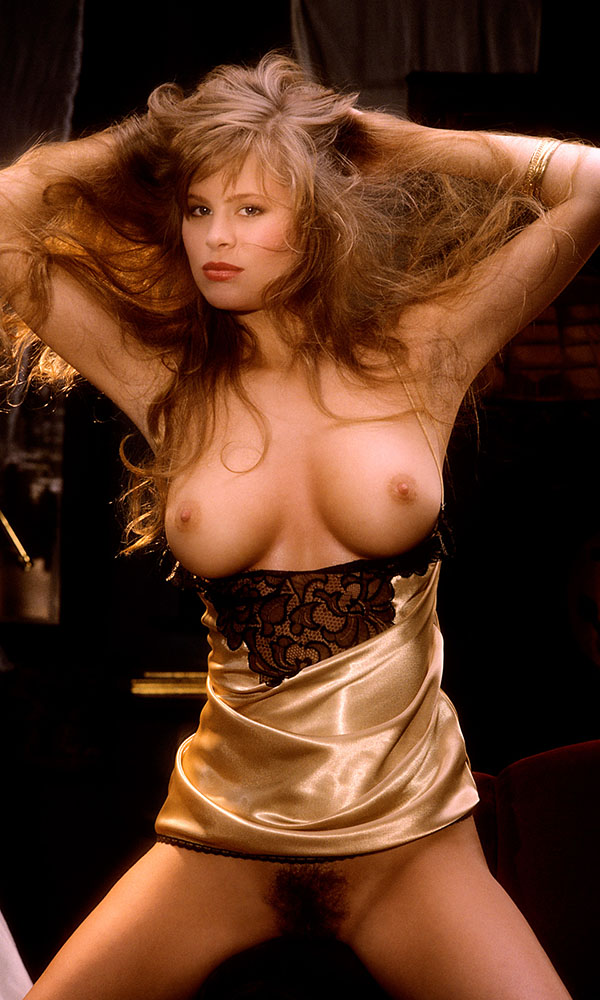 Laurie Wood, Miss March 1989, Playboy Playmate