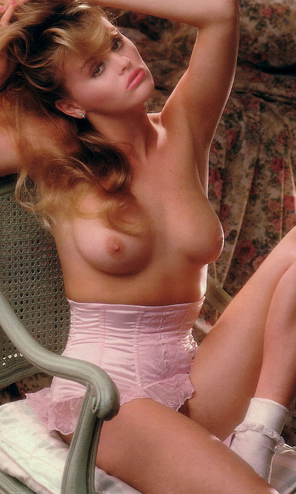 Simone Eden, Miss February 1989, Playboy Playmate