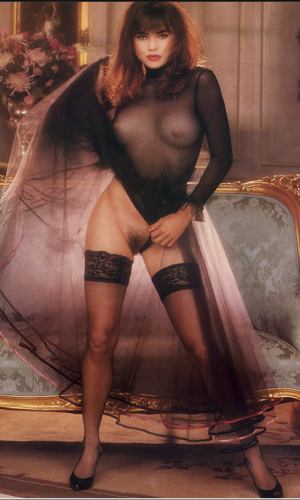 Deborah Driggs, Miss March 1990, Playboy Playmate